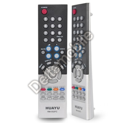 Universal remote control HUAYU RM-552FC (Samsung) LCD/LED TV ― Deltamobile Online-store